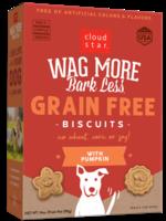 Cloud Star CloudStar Wag More Bark Less Pumpkin Biscuits 16 oz