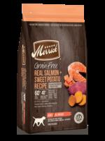 Merrick Merrick Grain-Free Salmon & Sweet Potato 22lbs