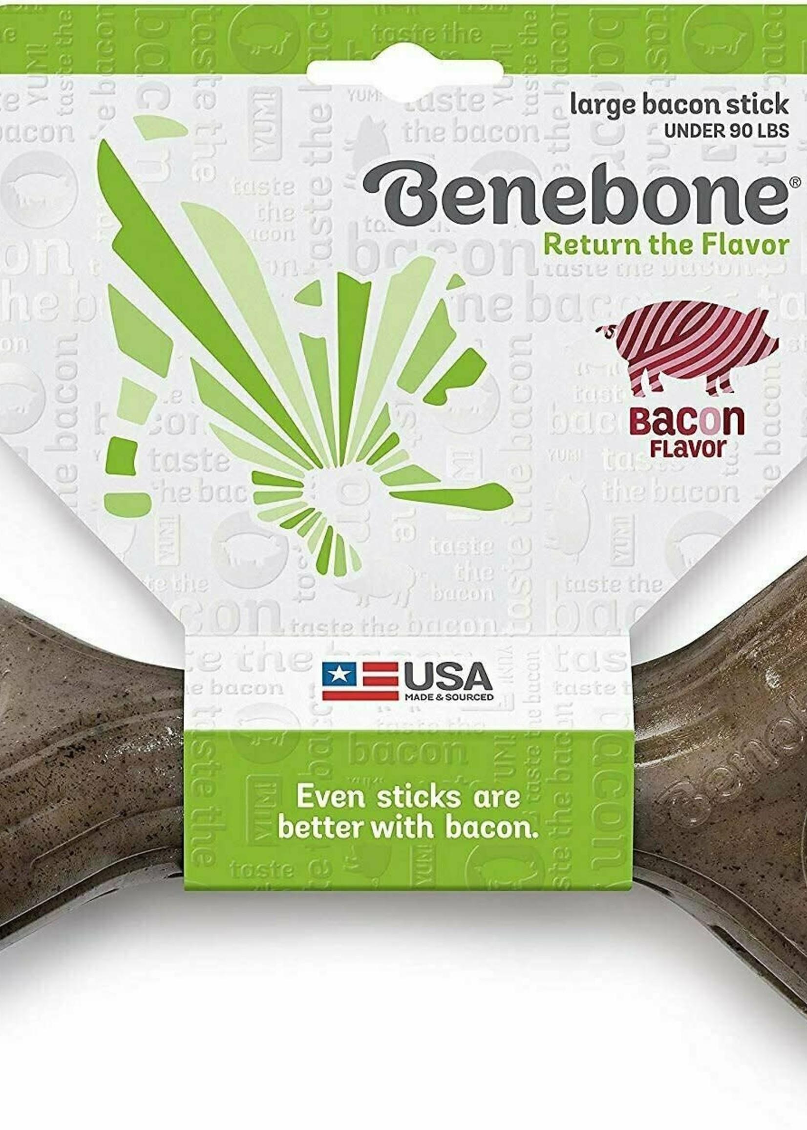 BENEBONE Benebone Stick Large Bacon