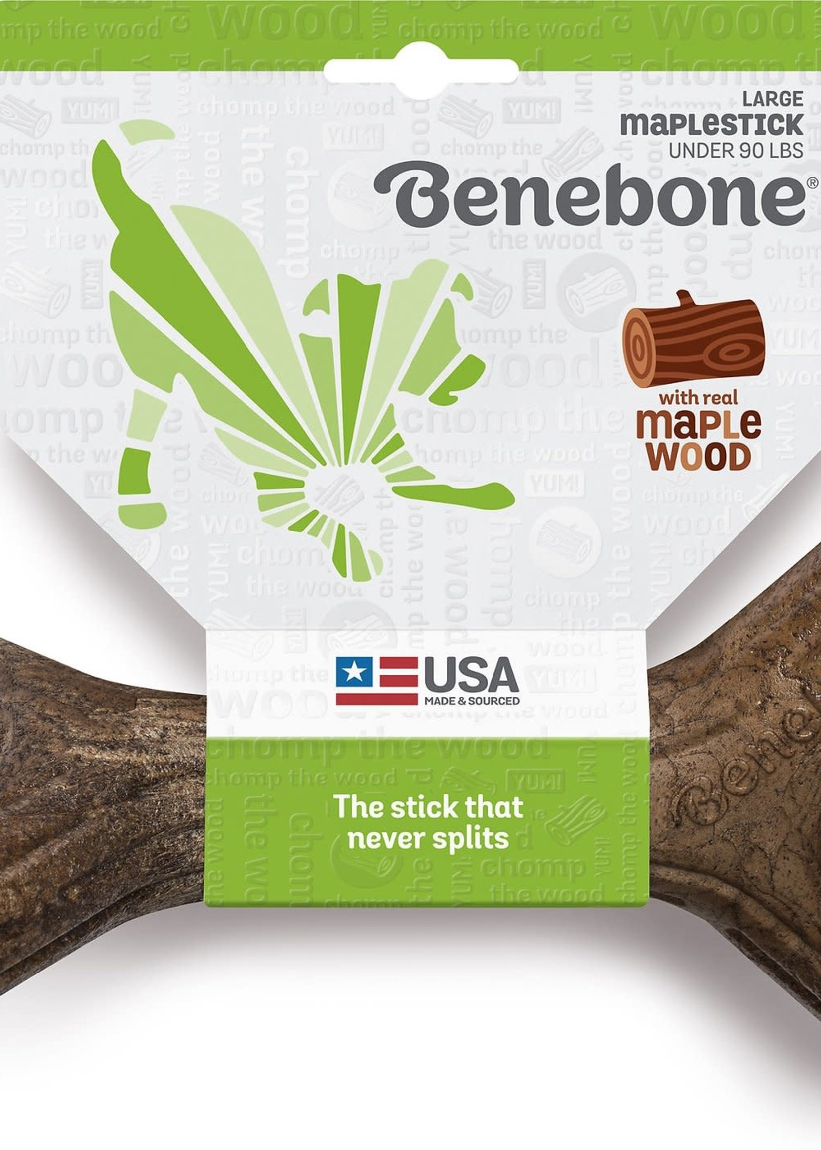 BENEBONE Benebone Stick Large Maple