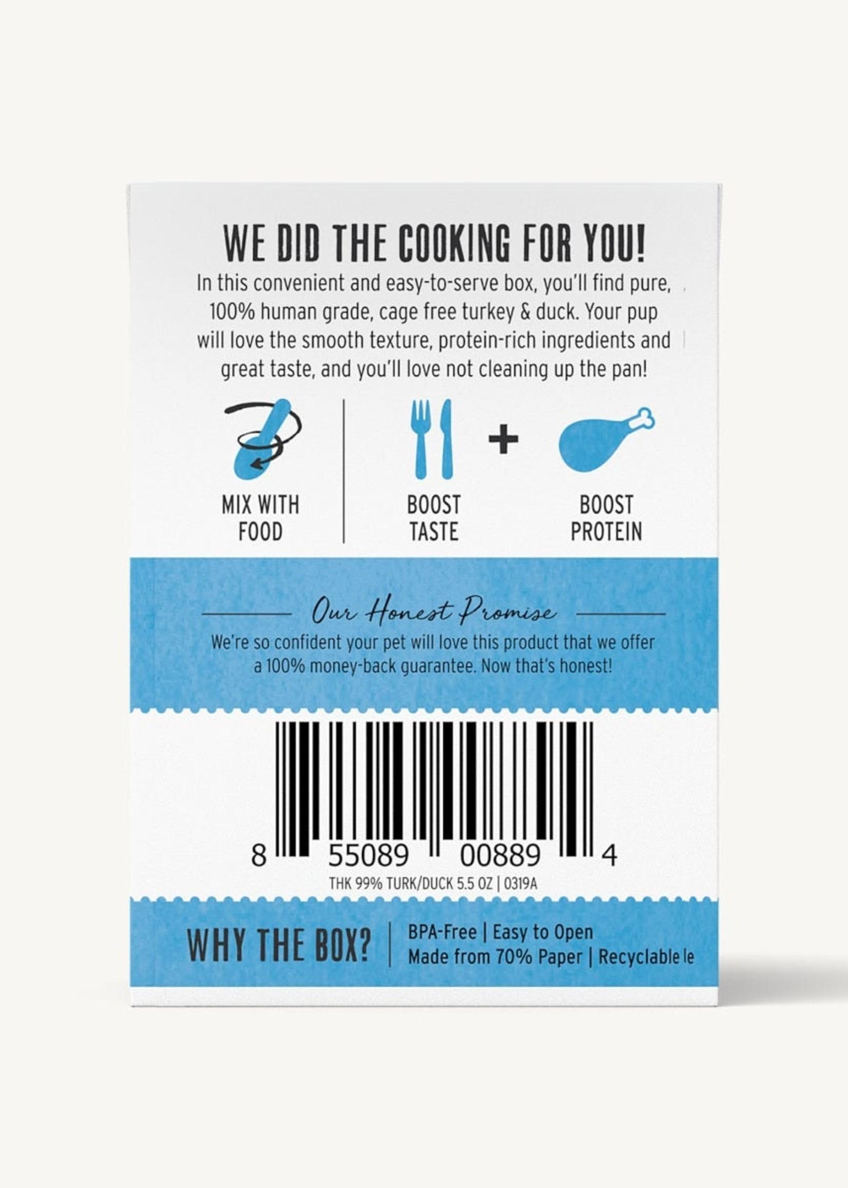 The Honest Kitchen Honest Kitchen Meal Booster Turkey & Duck 5.5oz