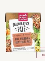 The Honest Kitchen Honest Kitchen Butcher Block Beef Pate 6 x 10.5oz