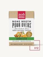 The Honest Kitchen The Honest Kitchen Bone Broth Pour Over Chicken 5.5oz Single