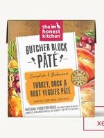 The Honest Kitchen Honest Kitchen Butcher Block Turkey & Duck Pate 6 x 10.5 oz