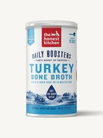 The Honest Kitchen The Honest Kitchen Daily Boosters Instant Turkey Bone Broth Turmeric 3.6 oz