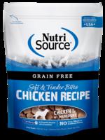 Nutrisource Nutrisource Grain-Free Chicken Treats 6oz