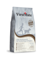 Firstmate Firstmate High Performance for Active Dogs and Puppies Dry Dog Food 25lbs