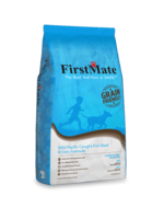 Firstmate FirstMate Grain Friendly Wild Pacific Caught Fish Meal & Oats Dry Dog Food 25lbs