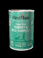 Firstmate Firstmate Dog Turkey & Rice 12.2 oz Case