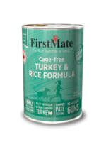 Firstmate Firstmate Dog Turkey & Rice 12.2 oz