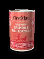 Firstmate Firstmate Dog Salmon & Rice 12.2 oz