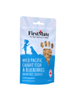 Firstmate Firstmate Treat Wild Pacific Fish & Blue Berries