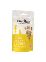 Firstmate Firstmate Treat Cage Free Chicken & Blue Berries