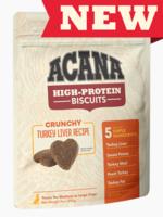 Acana Acana High Protein Med Biscuits Turkey Liver 9oz