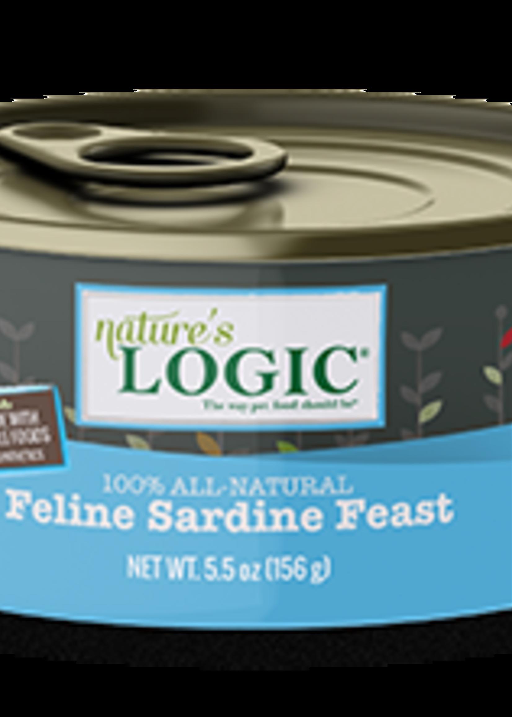 Nature's Logic Nature's Logic Sardine Cat 5.5 oz