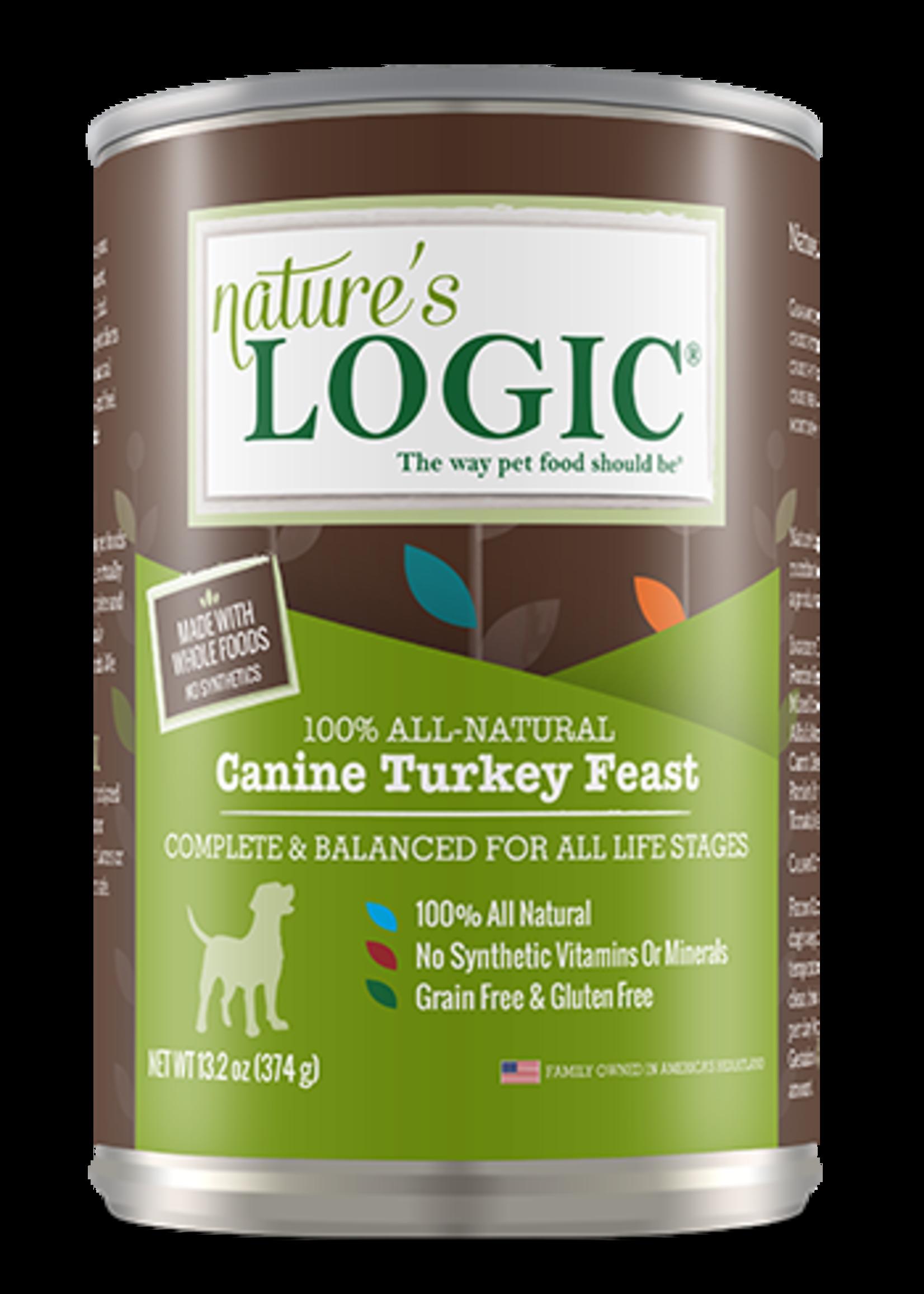 Nature's Logic Nature's Logic Turkey 13.2 oz