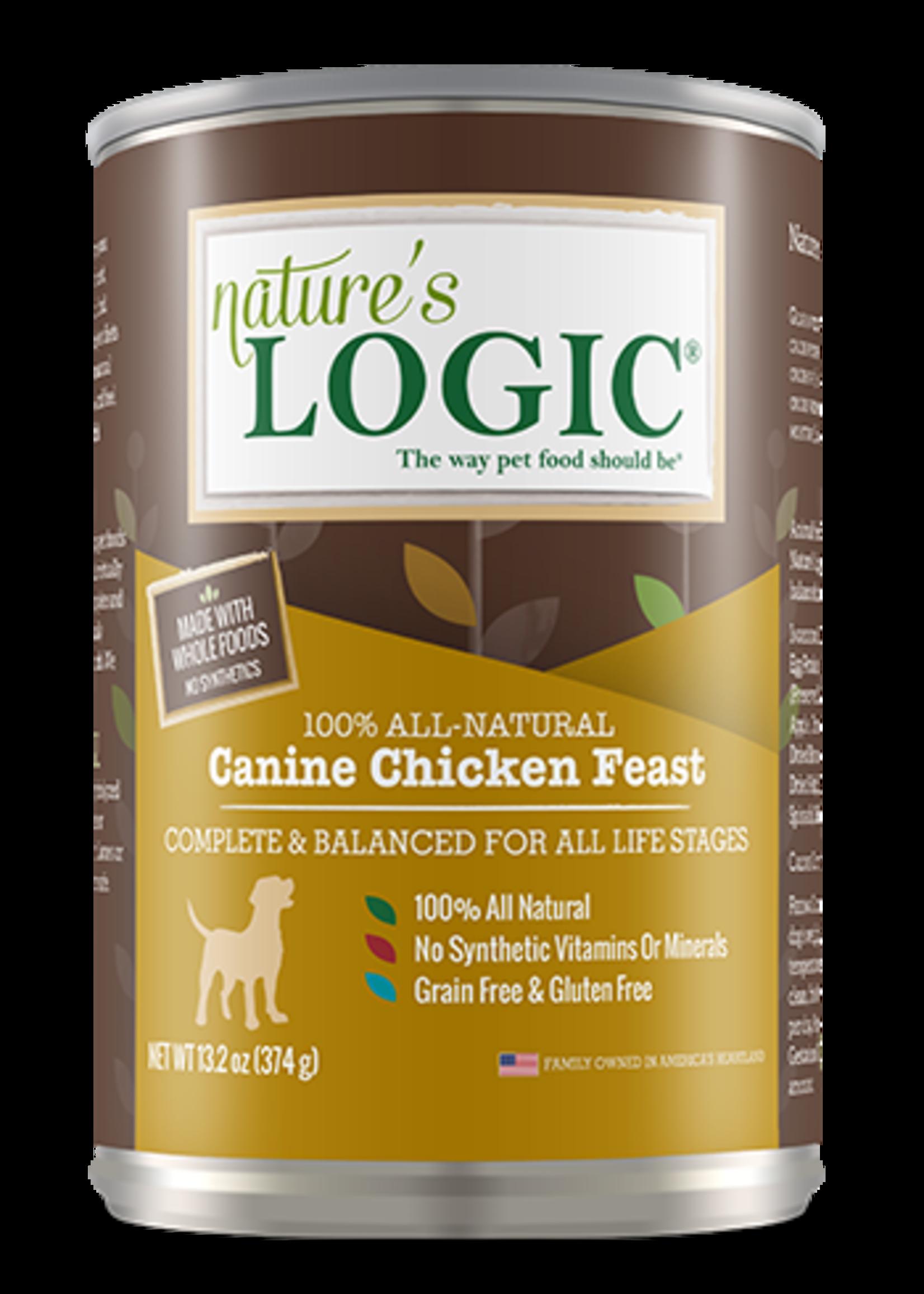 Nature's Logic Nature's Logic Chicken 13.2 oz