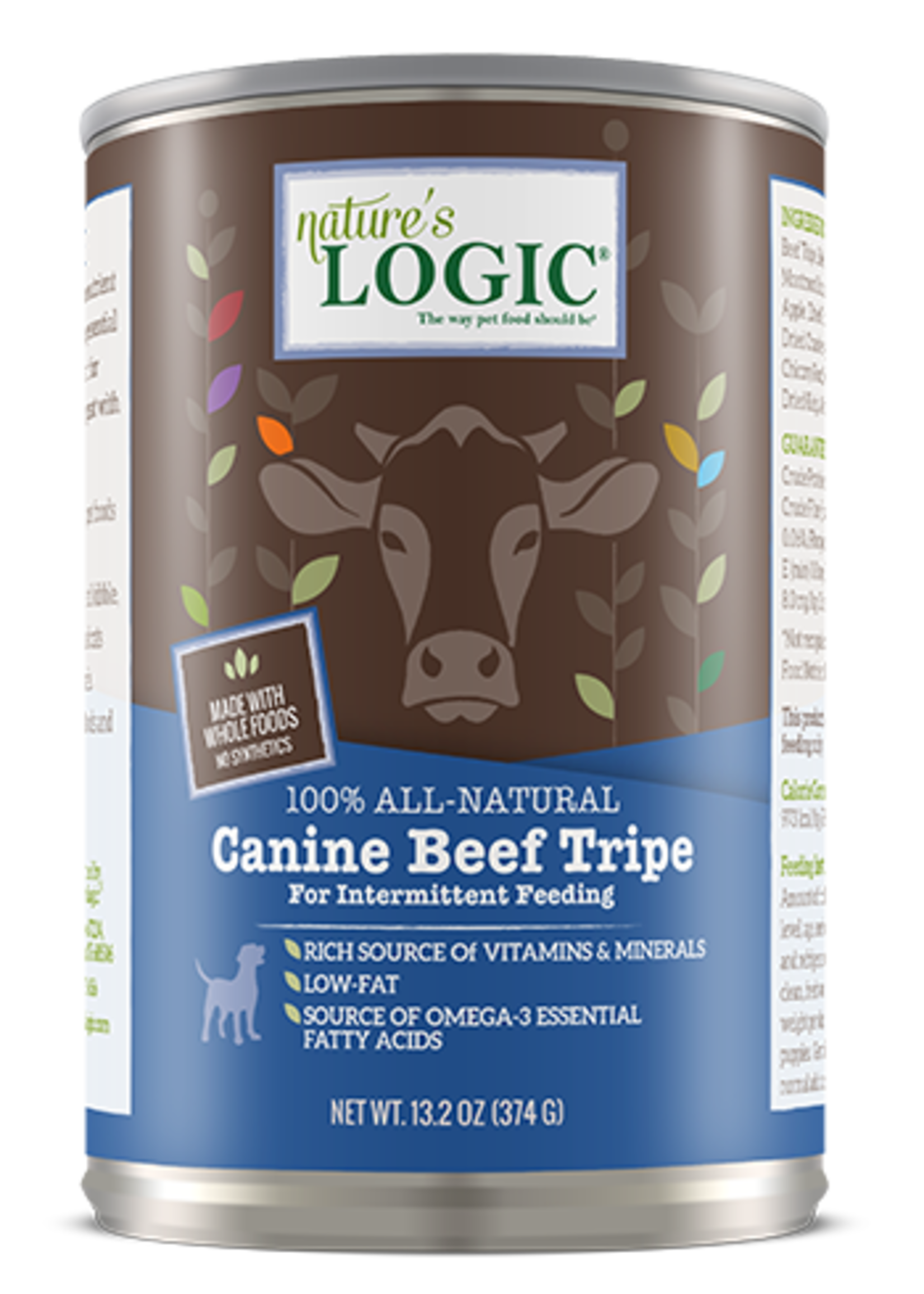 Nature's Logic Nature's Logic Beef Tripe 13.2 oz