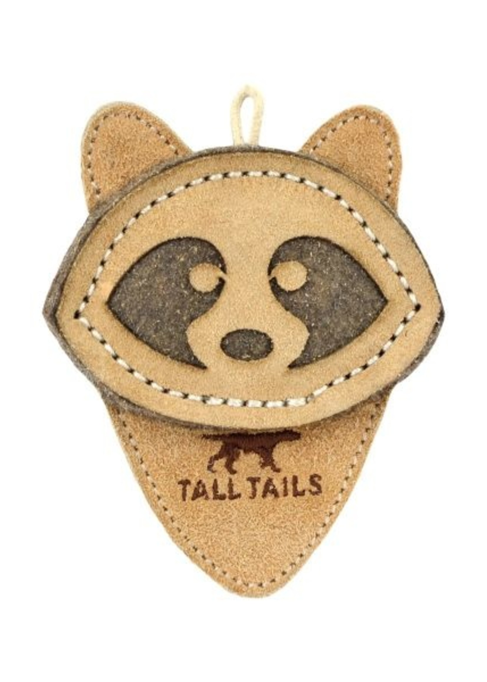 Tall Tails Tall Tails Leather Scrappy Raccoon