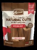 Merrick Merrick Natural Cuts w/ Beef Med 4 PK