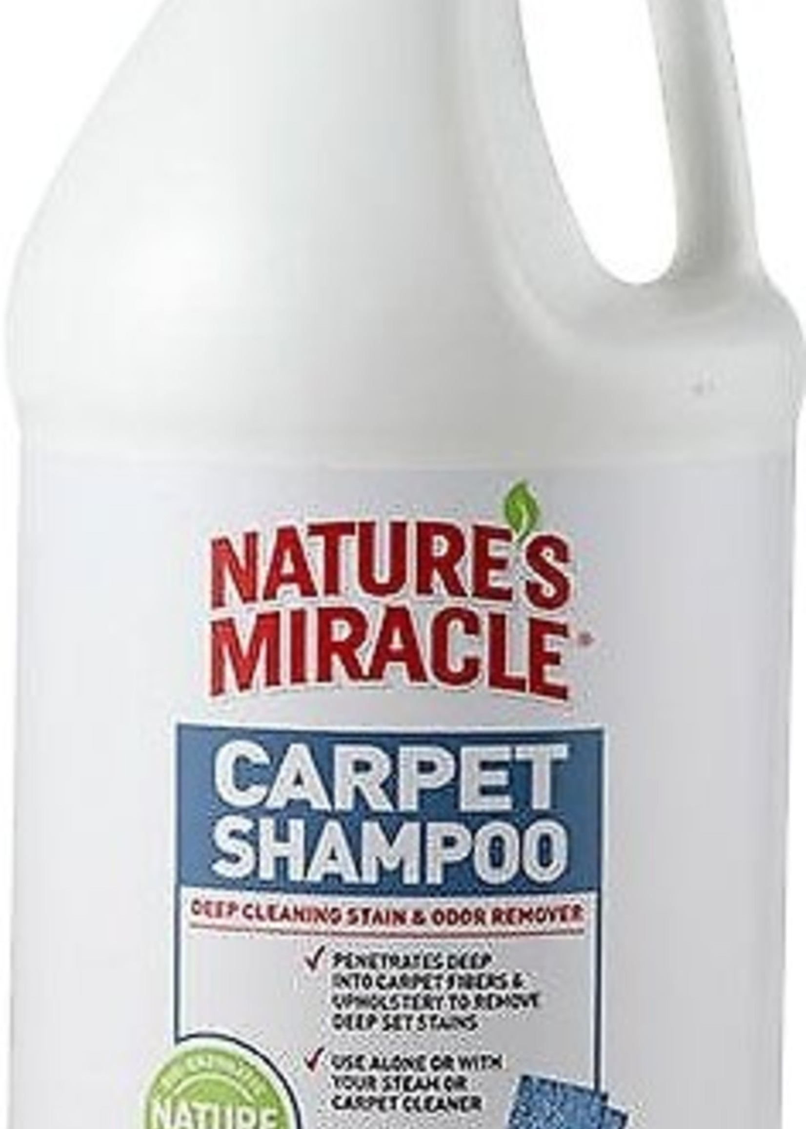 Nature's Miracle Nature's Miracle Carpet Shampoo 64 oz