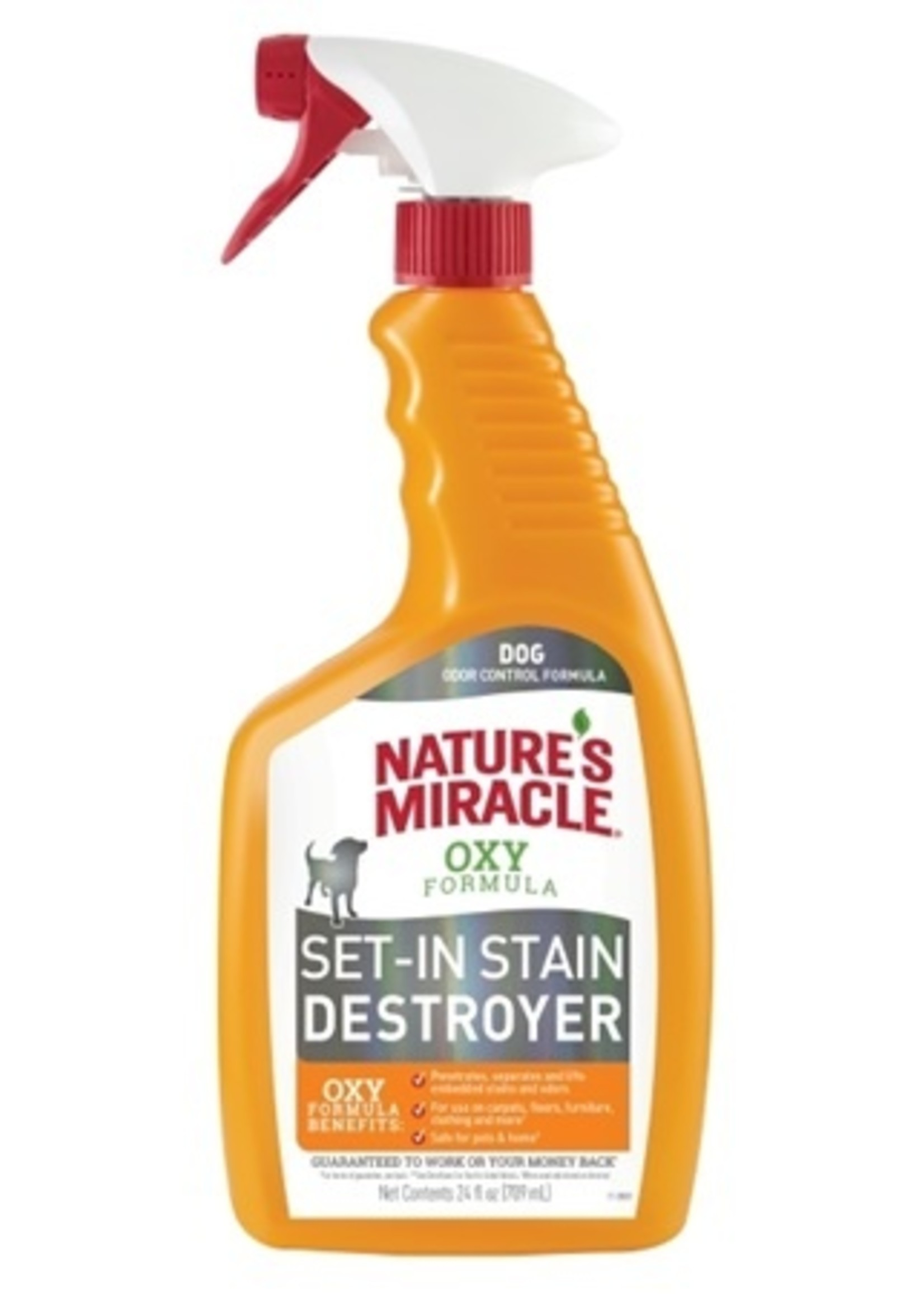 Nature's Miracle Nature's Miracle Set In Stain Remover 24 oz