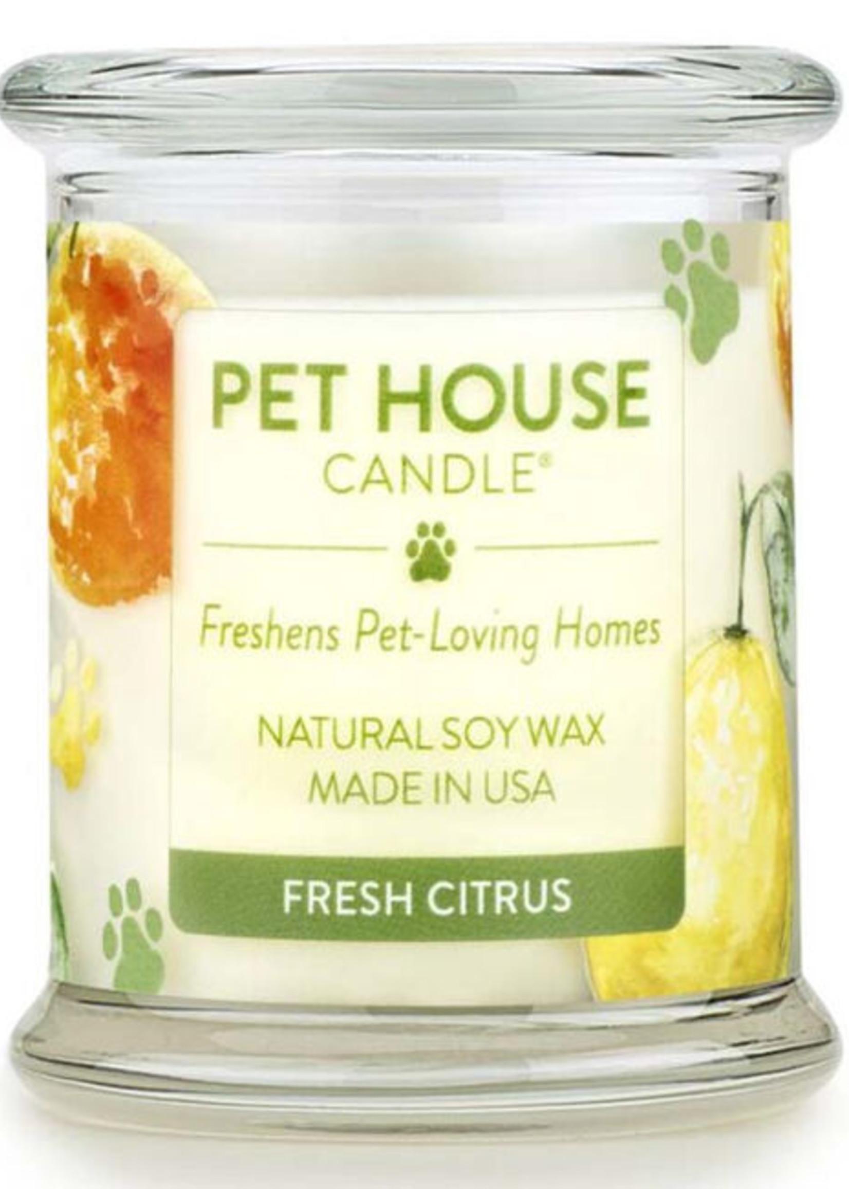 Pet House Candle Pet House Candle Fresh Citrus