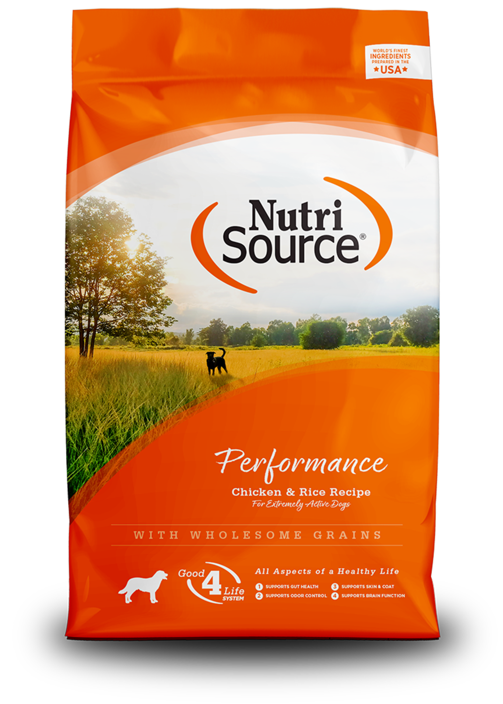 Nutrisource NutriSource Puppy Performance Dry Dog Food 40lbs