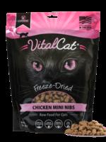 Vital Essentials Vital Cat Freeze Dried Chicken Mini Nibs 12 oz