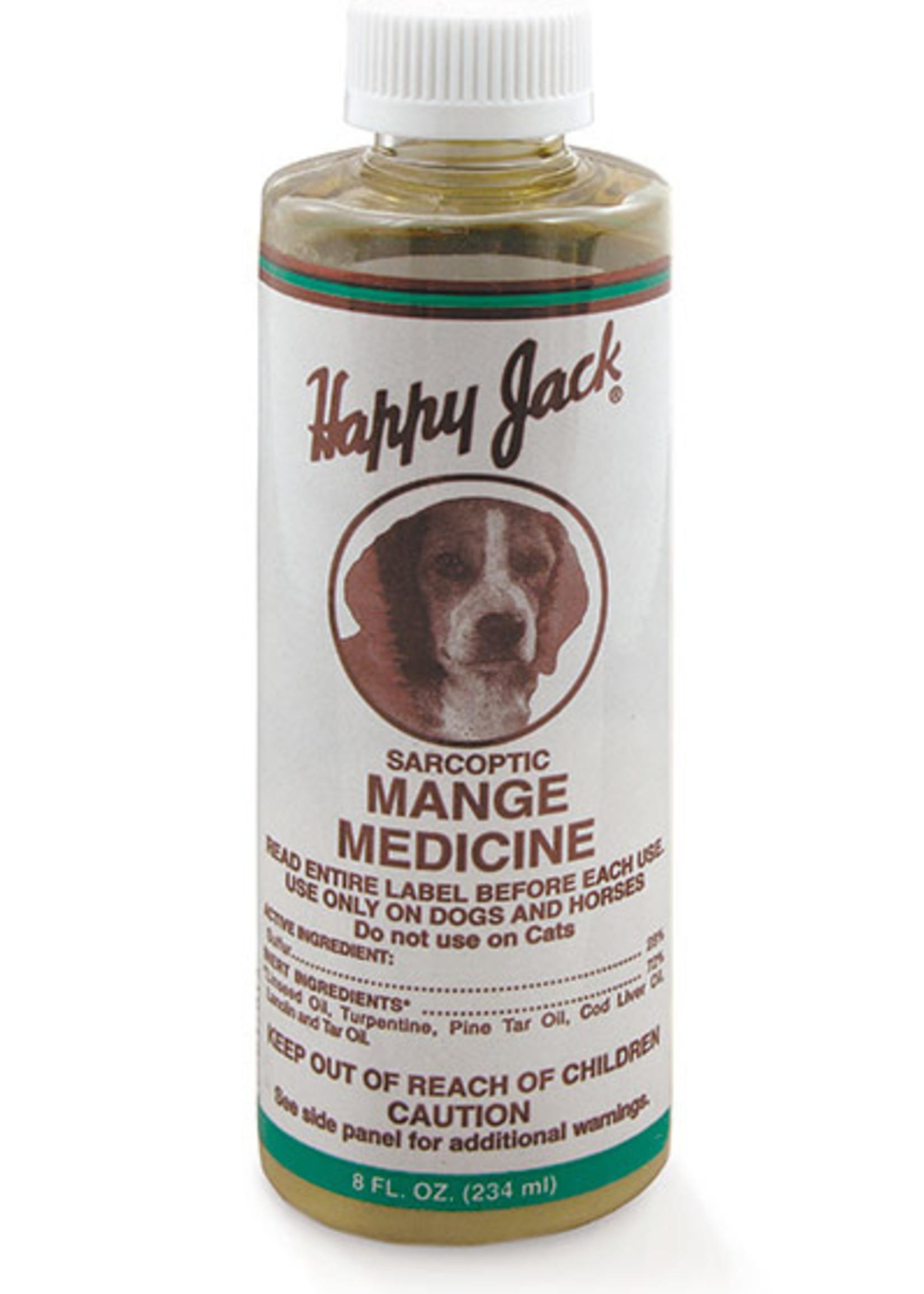 Happy Jack Happy Jack Mange Medicine 8 fl oz