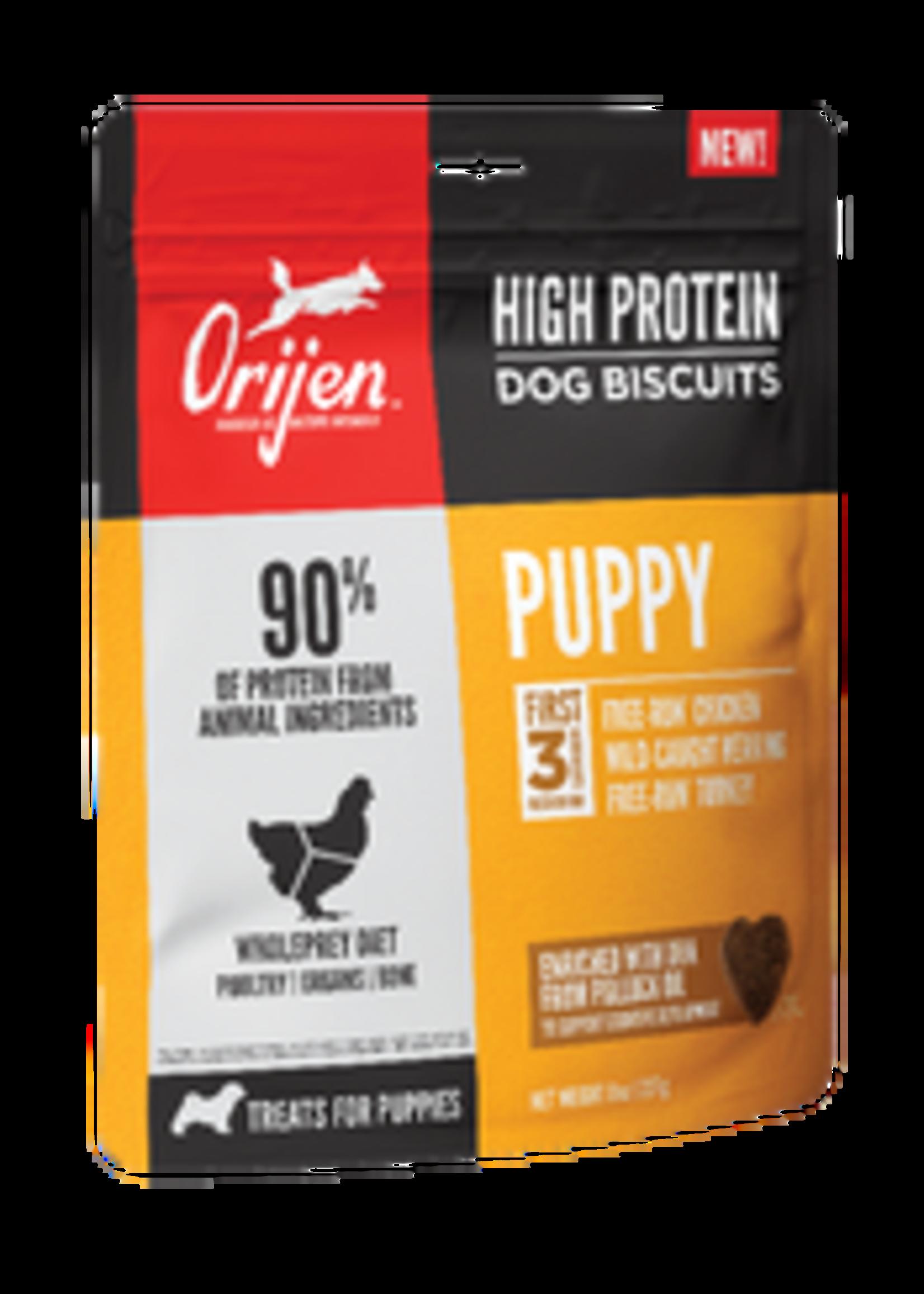 Orijen Orijen High Protein Dog Biscuits  Puppy 8 oz