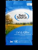 Nutrisource Nutrisource Cat & Kitten Chicken, Rice & Liver 6.6 lb