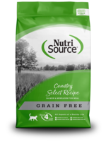Nutrisource Nutrisource GF Country Select 6.6 lb