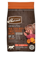 Merrick Merrick Grain-Free Beef & Sweet Potato 22lbs
