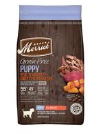 Merrick Merrick Grain-Free Puppy Beef 22lbs