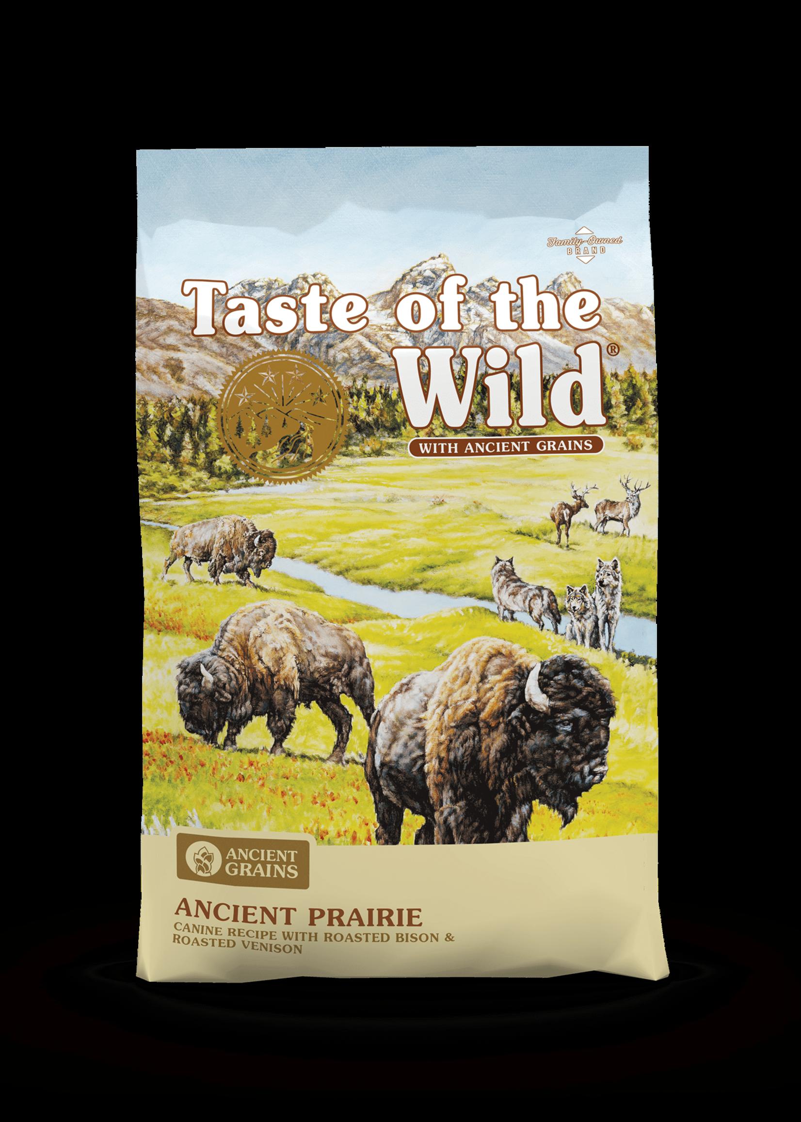 Taste of the Wild Taste of the Wild Ancient Prairie 28lbs