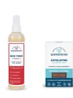 Wondercide Wondercide Skin Tonic & Neem Bark Shampoo Bar