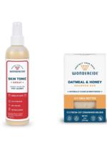 Wondercide Wondercide Skin Tonic & Oatmeal Shampoo Bar