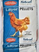 Livengood Livengood 16 % Egg Layer Pellet 50 lb