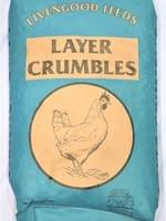 Livengood Livengood 16 % Egg Layer Crumble 50 lb