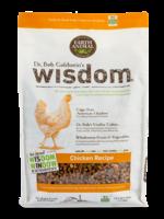 Earth Animal Dr. Bob Goldstein's Wisdom Air Dried Chicken Dog Food 1lbs