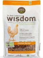 Earth Animal Dr. Bob Goldstein's Wisdom Air Dried Chicken Dog Food 3lbs