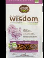 Earth Animal Dr. Bob Goldstein's Wisdom Air Dried Turkey Dog Food 1lbs