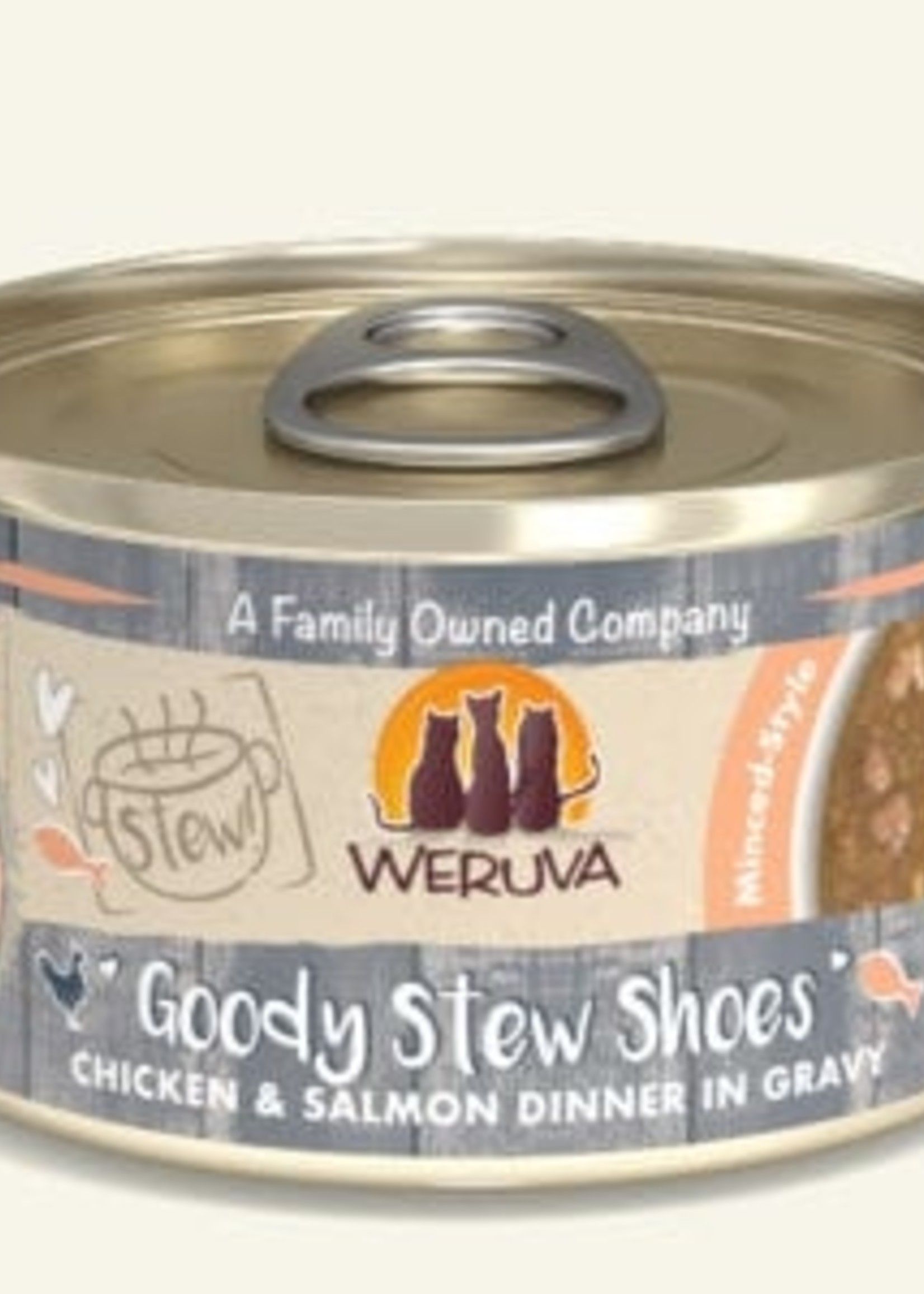 Weruva Weruva Classic Goody Stew Shoes 2.8oz