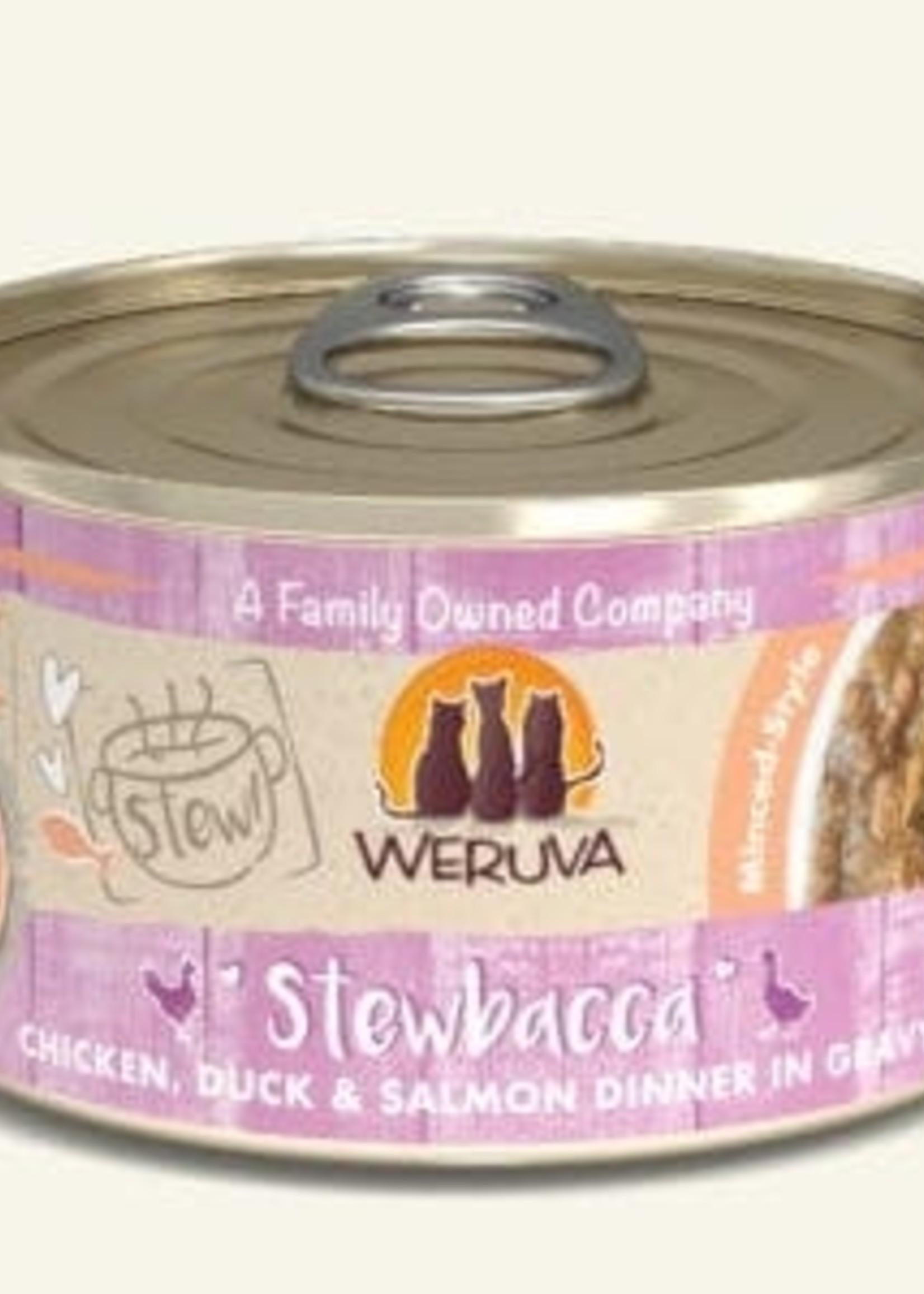 Weruva Weruva Classic Stewbacca Wet Cat Food 2.8oz