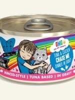 Weruva B.F.F. OMG Chase Me Tuna & Chicken in Gravy 2.8oz