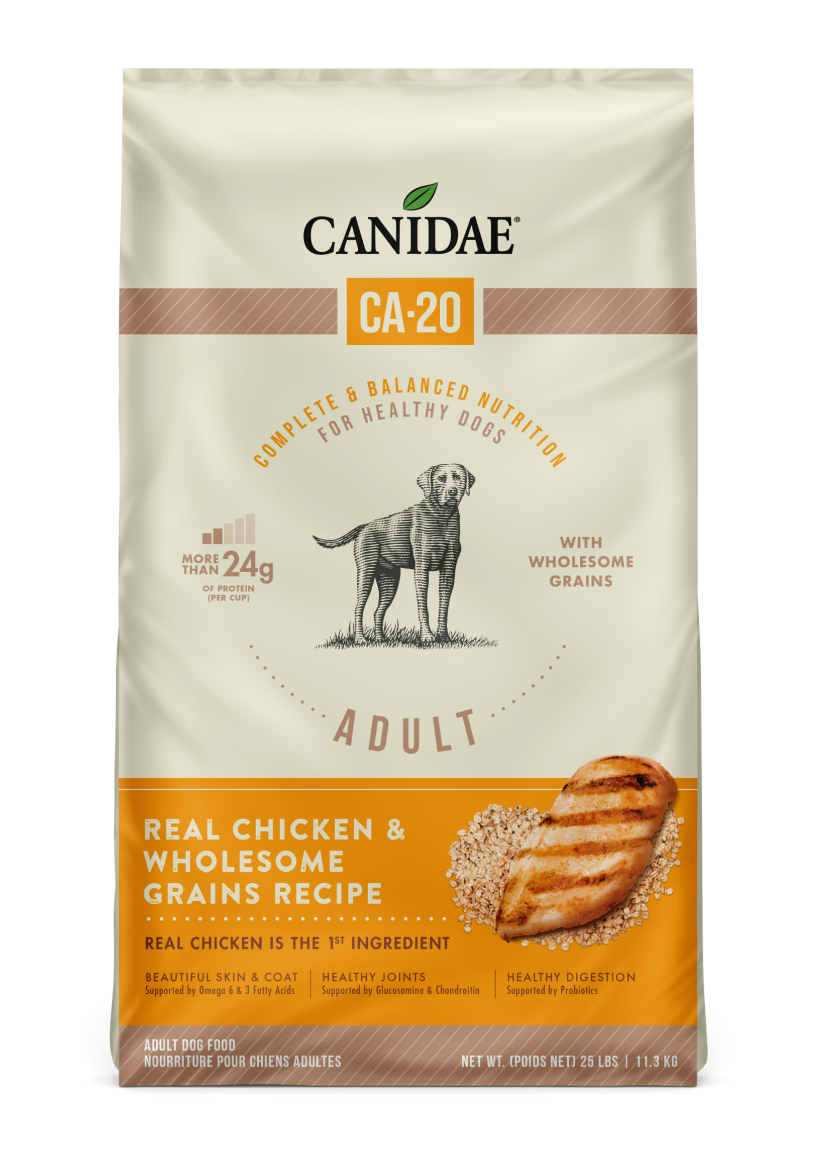 Canidae Canidae CA-20 Chicken & Wholesome Grains 7 lb