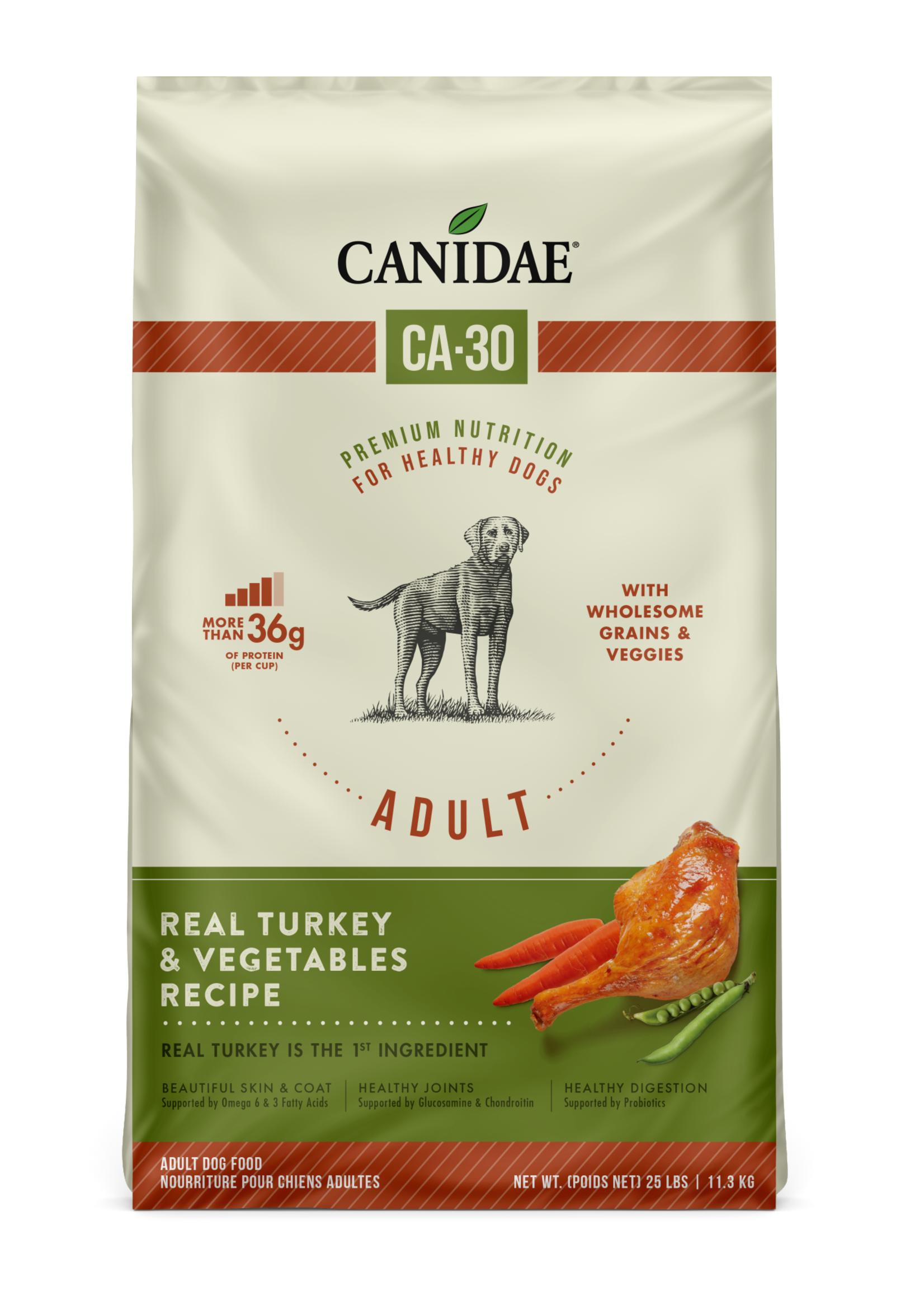 Canidae Canidae CA-30 Salmon & Vegetables 7 lb