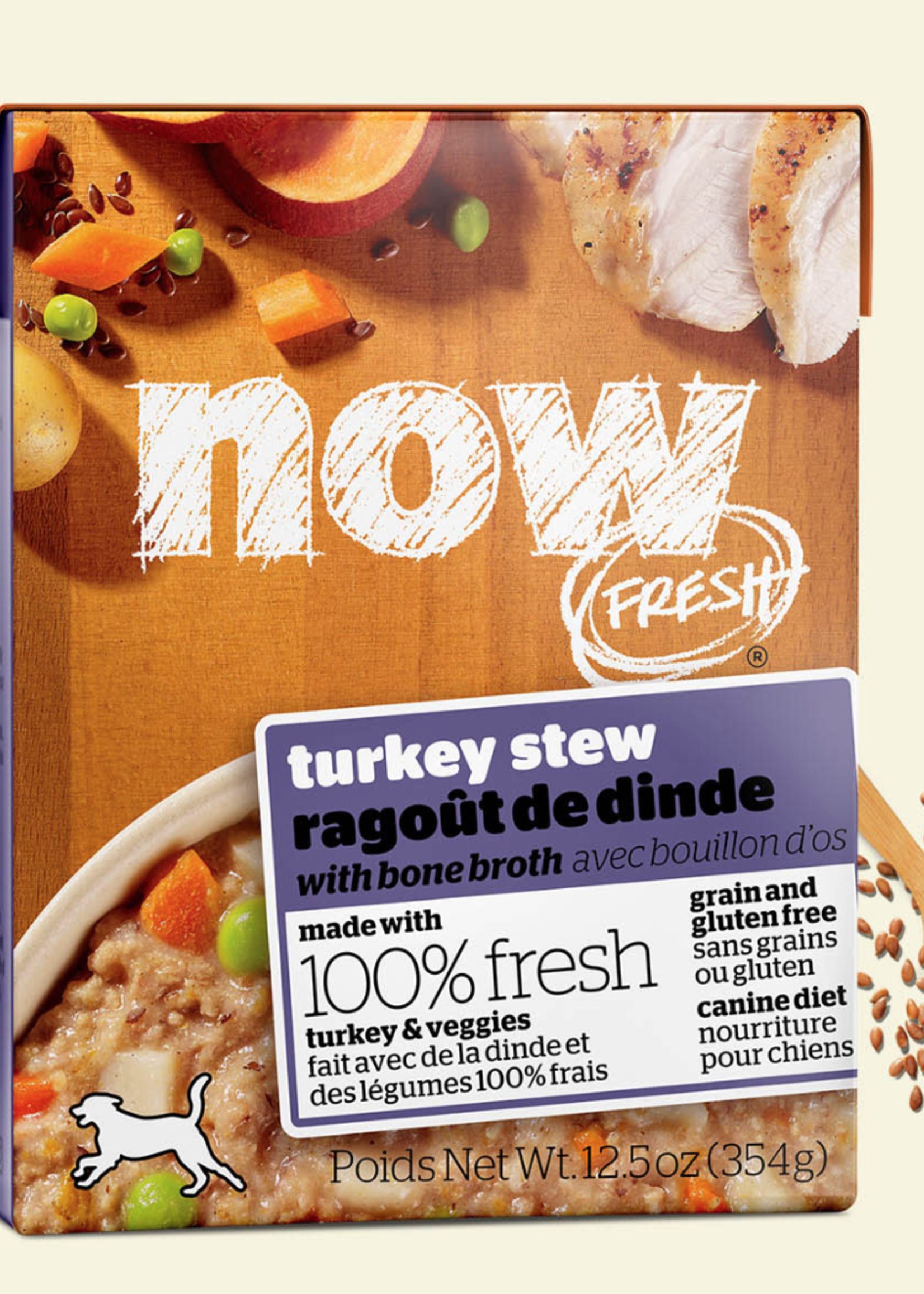 Petcurean Now! Turkey Stew 12.5 oz