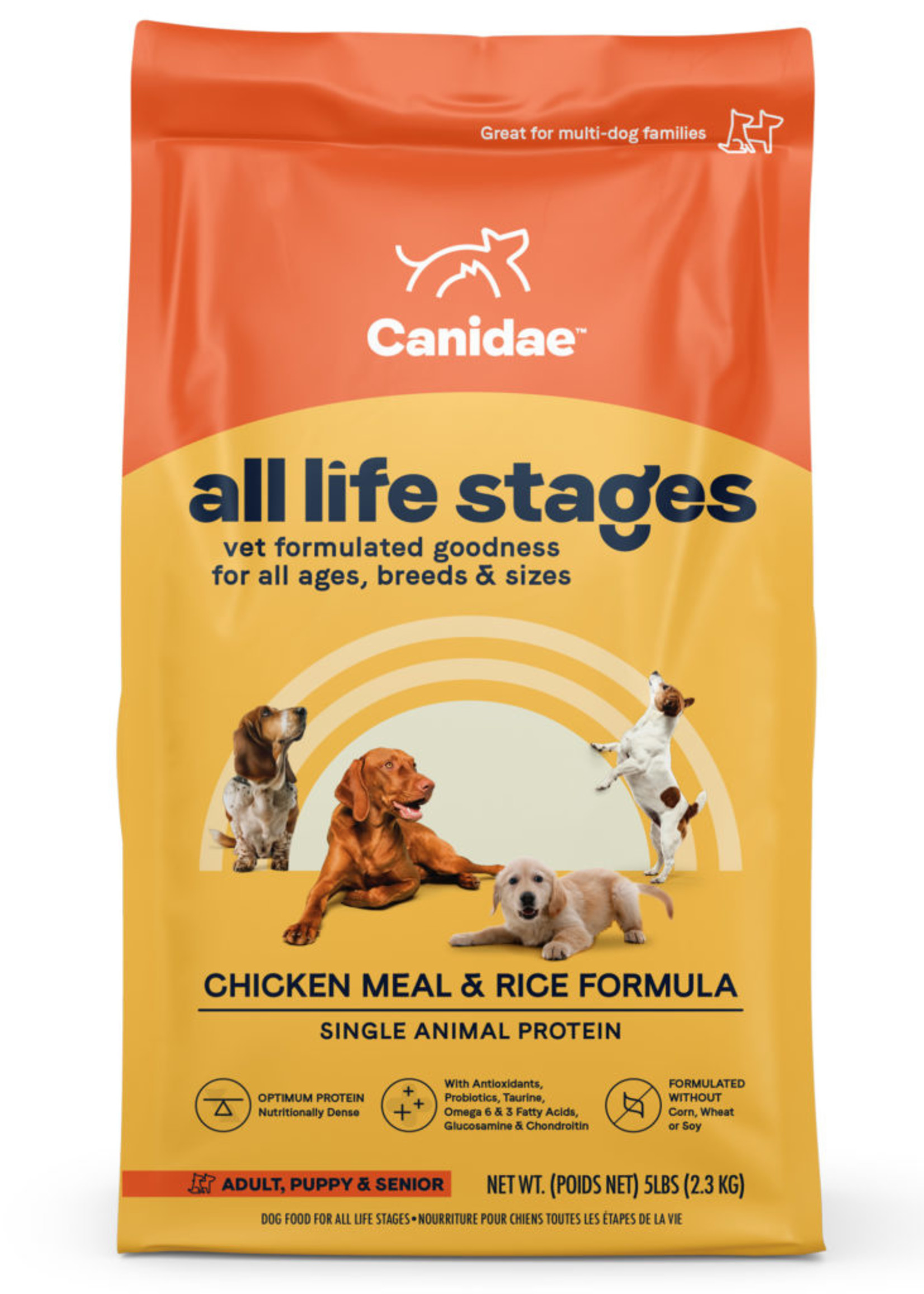 Canidae Canidae ALS Chicken Meal & Rice 30 lb